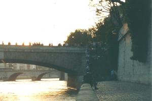 Paris: A Walk along La Seine