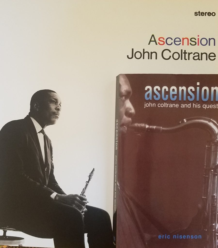 Book Review: Ascension John Coltrane and his Quest